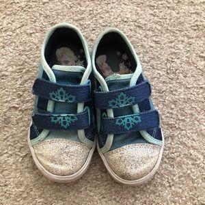 Frozen Elsa & Anna Sneakers